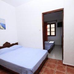 Отель Anny Studios Perissa Beach Греция, Остров Санторини - отзывы, цены и фото номеров - забронировать отель Anny Studios Perissa Beach онлайн комната для гостей фото 3