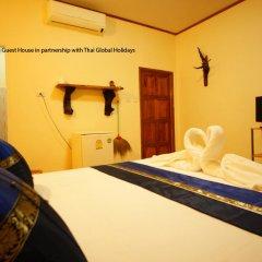Отель Kantiang Guest House 2* Номер Делюкс с различными типами кроватей фото 2