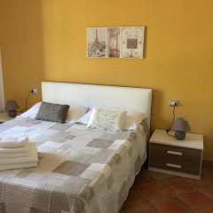 Отель Residence L'Olivastro Кастельсардо комната для гостей