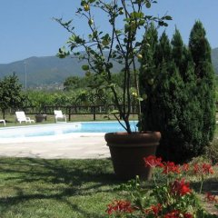 Отель Villa Tanini Реггелло бассейн
