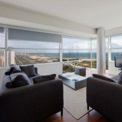 Апартаменты Habitat Apartments Vista Барселона комната для гостей фото 4