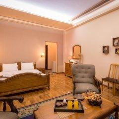 Отель Олимпия 3* Стандартный номер с двуспальной кроватью фото 3