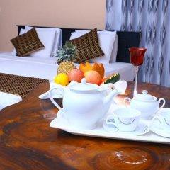 Отель Kodigahawewa Forest Resort 3* Номер Делюкс с различными типами кроватей фото 9