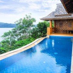 Отель Santhiya Koh Yao Yai Resort & Spa 5* Вилла с различными типами кроватей фото 17