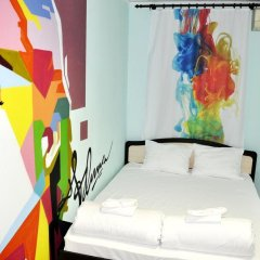 Happy hostel Номер Эконом с разными типами кроватей фото 6