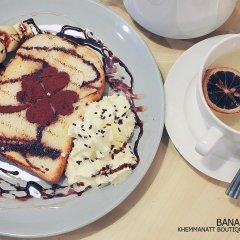Khemmanatt Boutique Hotel Бангкок питание фото 3