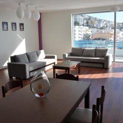 Апартаменты Apartments Serxhio интерьер отеля
