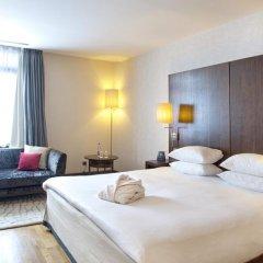 Отель Hilton Brussels City 4* Полулюкс с различными типами кроватей фото 4