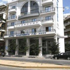 JK Hotel 3* Стандартный номер с двуспальной кроватью фото 2