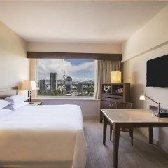 Отель Grand Fiesta Americana Guadalajara Country Club 4* Стандартный номер с различными типами кроватей фото 3