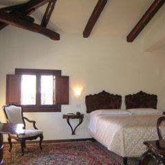 Отель Villa Soranzo Conestabile Италия, Скорце - отзывы, цены и фото номеров - забронировать отель Villa Soranzo Conestabile онлайн комната для гостей фото 2