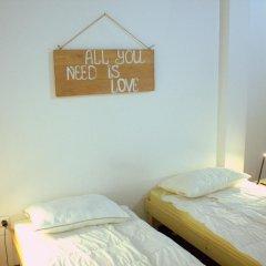 Хостел Wishka Стандартный номер с различными типами кроватей фото 6