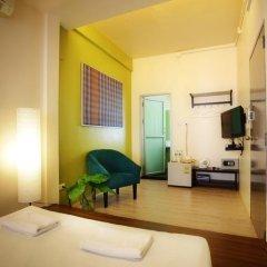 Отель Baan Saladaeng Boutique Guesthouse 3* Стандартный номер фото 8