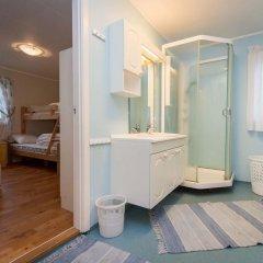 Отель Hagen Норвегия, Веннесла - отзывы, цены и фото номеров - забронировать отель Hagen онлайн ванная