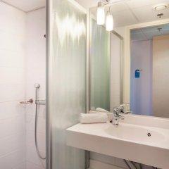 Отель Cumulus Hakaniemi 3* Стандартный номер с различными типами кроватей фото 7