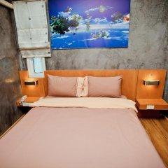 Отель Chaphone Guesthouse 2* Стандартный номер с различными типами кроватей