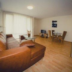 Апартаменты Holiday and Orchid Fort Noks Apartments Студия с различными типами кроватей фото 10