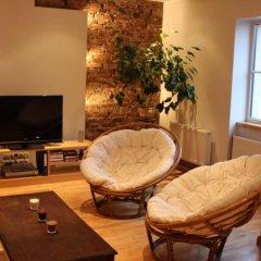 Отель Quiet Center Apartment Латвия, Рига - отзывы, цены и фото номеров - забронировать отель Quiet Center Apartment онлайн комната для гостей фото 5