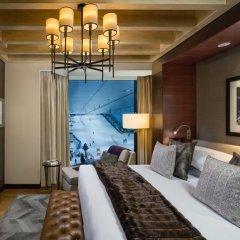 Отель Kempinski Mall Of The Emirates 5* Шале с различными типами кроватей фото 15