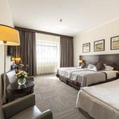 Europeum Hotel 3* Стандартный номер с двуспальной кроватью фото 15
