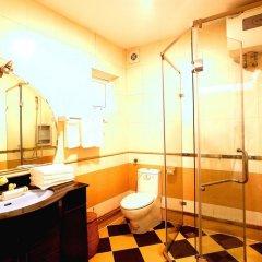 Hanoi Old Quarter Hotel 3* Стандартный номер двуспальная кровать фото 10