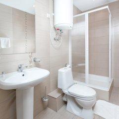 Гостиница Самара Люкс 3* Номер Комфорт двуспальная кровать фото 13