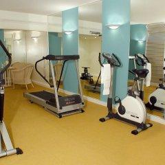 Отель Garden Elysee Париж фитнесс-зал фото 2