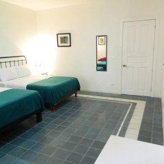 Отель Casa Bruselas 2* Номер Комфорт с различными типами кроватей