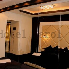 Carol Hotel 2* Люкс с разными типами кроватей фото 36