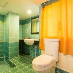 Krabi City Seaview Hotel 2* Улучшенный номер с различными типами кроватей фото 12