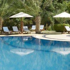 Отель Le Royal Meridien Abu Dhabi бассейн фото 2
