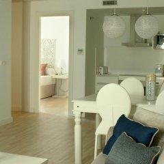 Отель Palacio Cabrera - Lillo Апартаменты с различными типами кроватей фото 6