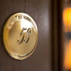 Hotel des Marronniers удобства в номере фото 2