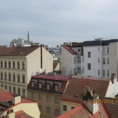 Апартаменты Apartments Spittelberg Schrankgasse балкон