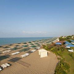Отель Kaya Belek пляж фото 2