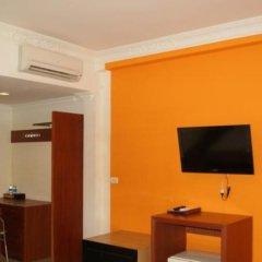 Viva Hotel 2* Номер Делюкс с различными типами кроватей фото 6