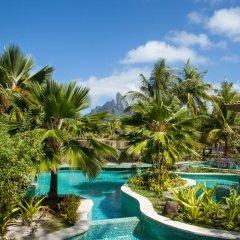 Отель The St Regis Bora Bora Resort бассейн фото 5