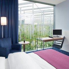 Отель Seminaris CampusHotel Berlin 4* Стандартный номер с двуспальной кроватью фото 8