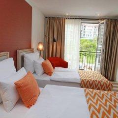 Hotel Budva комната для гостей фото 5