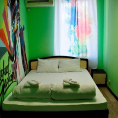 Отель Tikhy Tchas Nikitskaya Москва комната для гостей фото 3