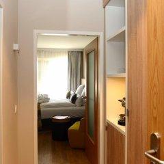 Отель Frederics München City Schwabing Апартаменты Премиум с различными типами кроватей фото 2
