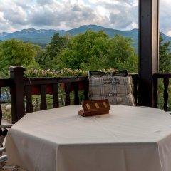 Отель Pirin Chalet Болгария, Банско - отзывы, цены и фото номеров - забронировать отель Pirin Chalet онлайн балкон