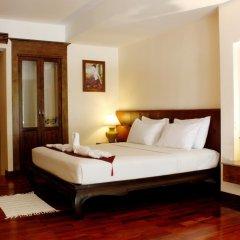 Отель Baan Pron Phateep Номер Делюкс с двуспальной кроватью фото 3