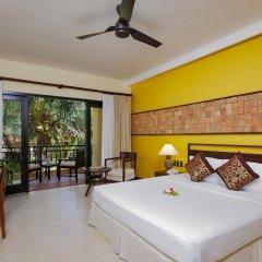 Отель Pandanus Resort 4* Номер Эконом с различными типами кроватей фото 4