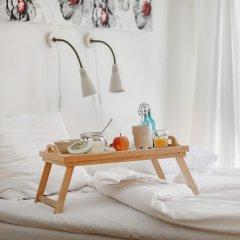 Отель Old Town Lodge Стандартный номер с двуспальной кроватью (общая ванная комната) фото 5
