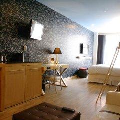 Отель TRYP By Wyndham Times Square South 4* Стандартный семейный номер с двуспальной кроватью фото 4