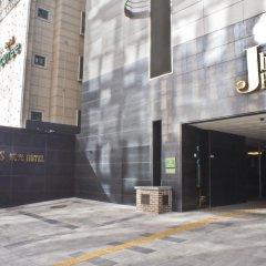 JbIS hotel парковка
