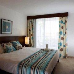 Отель Grand Paradise Playa Dorada - All Inclusive 3* Улучшенный номер с различными типами кроватей фото 8