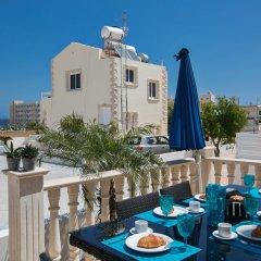 Отель Tonia Villas Кипр, Протарас - отзывы, цены и фото номеров - забронировать отель Tonia Villas онлайн питание фото 3