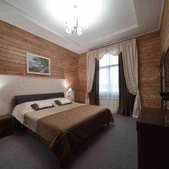 Гостиница Заречье Стандартный номер двуспальная кровать